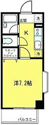 藤ビル[2階]の間取り