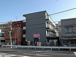 神奈川県横浜市南区前里町4丁目の賃貸マンションの外観