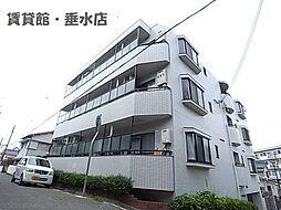 兵庫県神戸市垂水区西舞子4丁目の賃貸マンションの外観