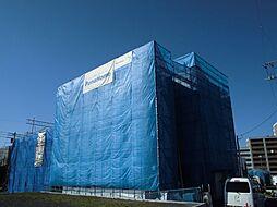仮称北小岩1丁目新築アパート[201号室]の外観