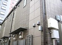 東京都練馬区向山1丁目の賃貸アパートの外観