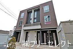 福岡県福岡市博多区那珂5丁目の賃貸アパートの外観