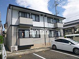 富士見ハイツ B棟[1階]の外観