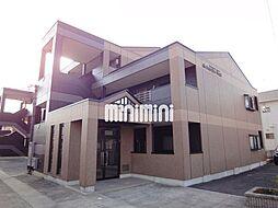 サンタプレイス岡崎[3階]の外観