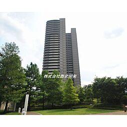 外観(31階建て25階部分)