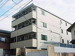 埼玉県蕨市北町1の賃貸マンションの外観