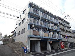 ギャラン千代ヶ崎[101号室]の外観