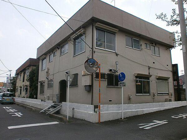 埼玉県草加市西町の賃貸アパート