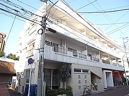 東信松涛マンション[0401号室]の外観