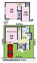 馬橋駅 598万円