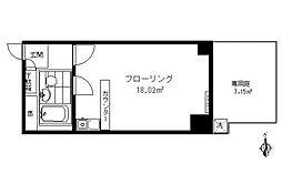 神奈川県川崎市麻生区百合丘1丁目の賃貸マンションの間取り