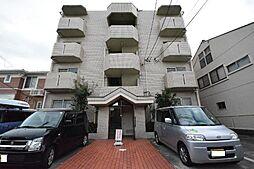 七反田ハイツA棟[3階]の外観