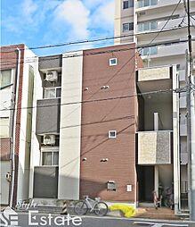 愛知県名古屋市北区杉村1丁目の賃貸アパートの外観