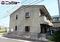 クオーレ・K2[2階]の外観