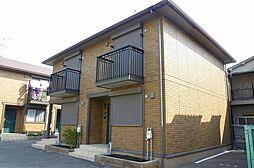大阪府大阪市東住吉区山坂2丁目の賃貸アパートの外観