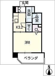 Mio・Reve[4階]の間取り