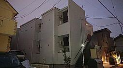 クレールフィル[2階]の外観