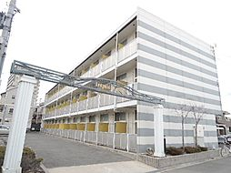 大阪府大阪市生野区巽東3丁目の賃貸アパートの外観