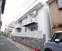 京都府京都市中京区壬生下溝町の賃貸アパートの外観