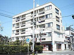 朝日堂コーポ[2階]の外観
