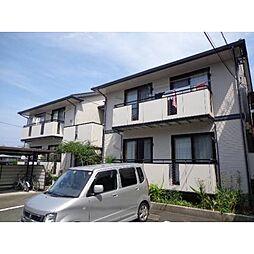 静岡県浜松市中区住吉2丁目の賃貸アパートの外観