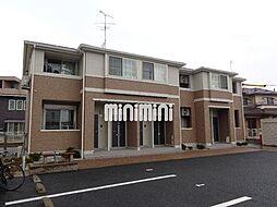 静岡県浜松市西区篠原町の賃貸アパートの外観