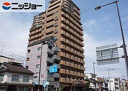 ライオンズマンション柳ヶ瀬203[2階]の外観