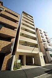 ブリエ東大阪[6階]の外観