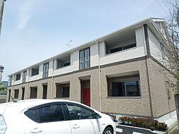大阪府泉大津市宮町の賃貸アパートの外観