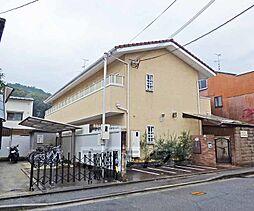 京都府京都市北区衣笠西馬場町の賃貸マンションの外観