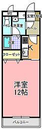 COCOONS−Design[403号室]の間取り