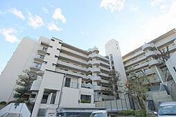 大阪府吹田市春日2丁目の賃貸マンションの外観