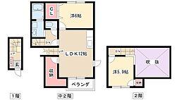 須ヶ口駅 5.2万円