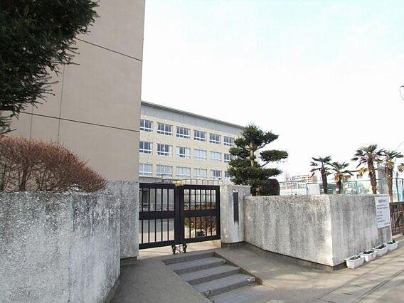 西中田小学校ま...