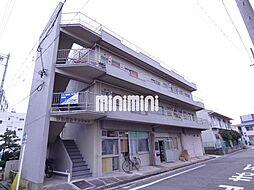 びわざとマンション[3階]の外観