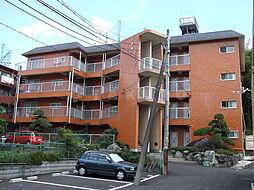千里泉マンション[4階]の外観