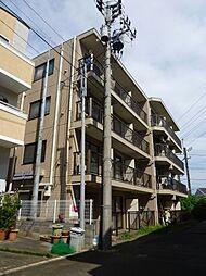 菱光マンション[1階]の外観