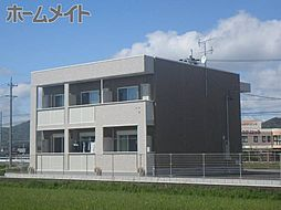 プラシード(岐阜市切通)[2階]の外観