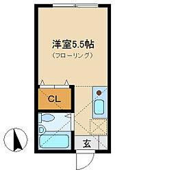 鴨居駅 2.9万円