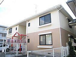 広島県広島市南区宇品神田2丁目の賃貸アパートの外観