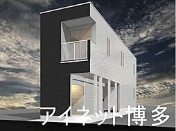 福岡市地下鉄箱崎線 千代県庁口駅 徒歩3分の賃貸アパート