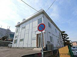 エステートライフ松ヶ枝[1階]の外観