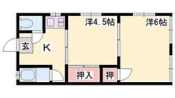 長田駅 2.3万円