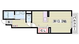 山陽電鉄本線 山陽塩屋駅 徒歩51分