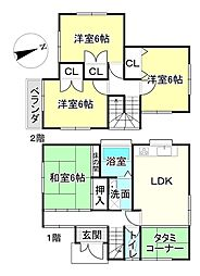 北陸本線 長浜駅 バス11分 神照寺前下車 徒歩2分