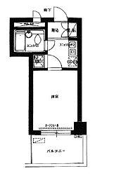 神台ハイム[2階]の間取り