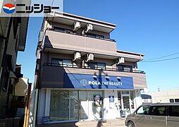 レジデンスAoyama[3階]の外観