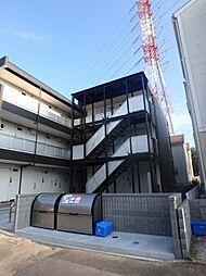 神奈川県川崎市川崎区堤根の賃貸マンションの外観