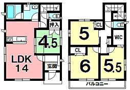 新築戸建 武岡4丁目/2区画