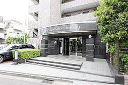 パルミナード尾山台弐番館 1階[104号室]の外観